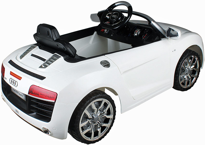 audi r8 spyder v10 coupe kinder elektroauto elektro. Black Bedroom Furniture Sets. Home Design Ideas