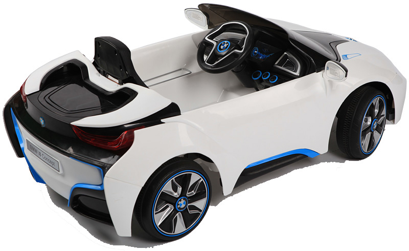 bmw i8 stromer cabriolet elektro kinderauto kinderfahrzeug kinder elektroauto ws ebay. Black Bedroom Furniture Sets. Home Design Ideas