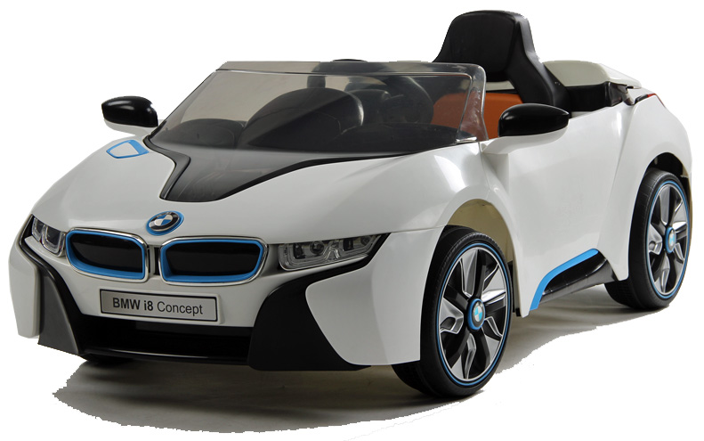 i8 concept bmw weiss. Black Bedroom Furniture Sets. Home Design Ideas