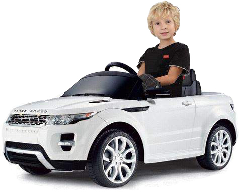 land rover evoque s04 elektro kinderauto kinderfahrzeug kinder elektroauto weiss ebay. Black Bedroom Furniture Sets. Home Design Ideas