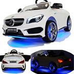 Mercedes-Benz AMG CLA-45 Weiss