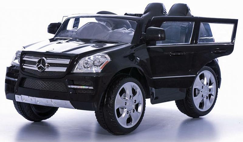 mercedes benz gl450 suv 12v kinderauto kinderfahrzeug kinder elektroauto schw. Black Bedroom Furniture Sets. Home Design Ideas
