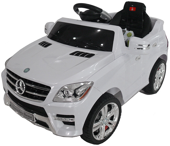 mercedes benz ml 350 suv kinderauto kinderfahrzeug kinder. Black Bedroom Furniture Sets. Home Design Ideas