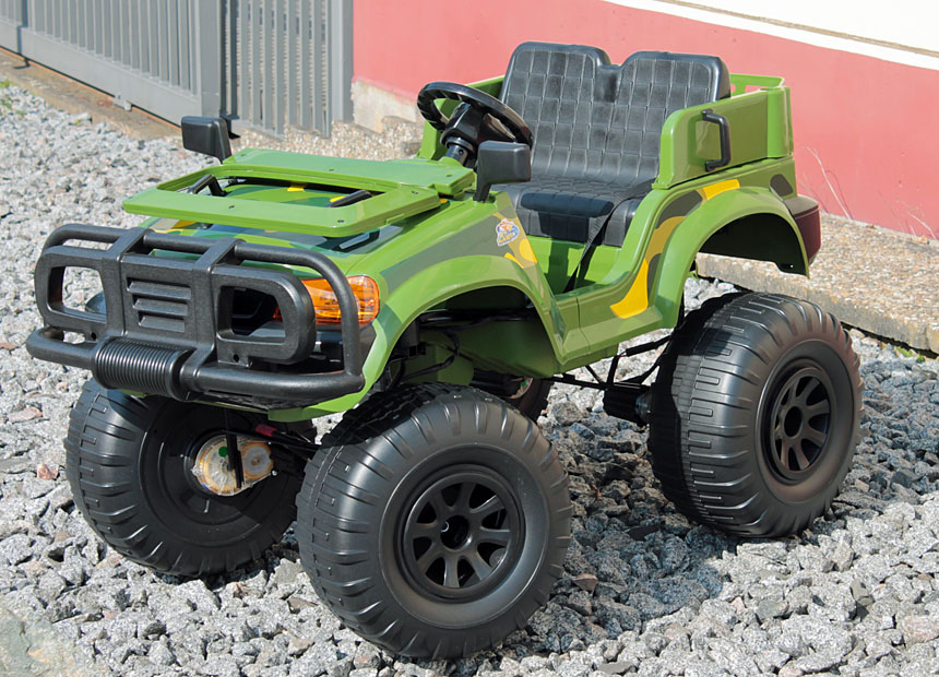 4x4 safari allrad jeep kinderauto kinderfahrzeug kinder. Black Bedroom Furniture Sets. Home Design Ideas