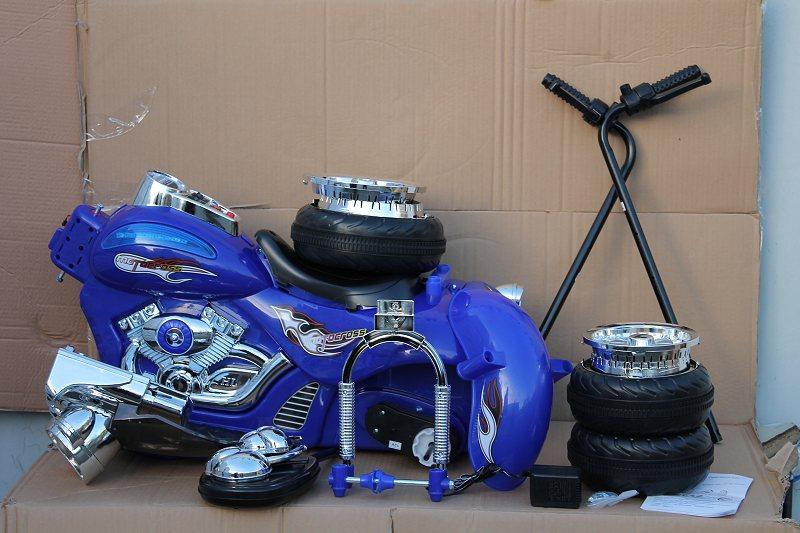 crooza elektro trike kinder motorrad kinder elektroauto. Black Bedroom Furniture Sets. Home Design Ideas