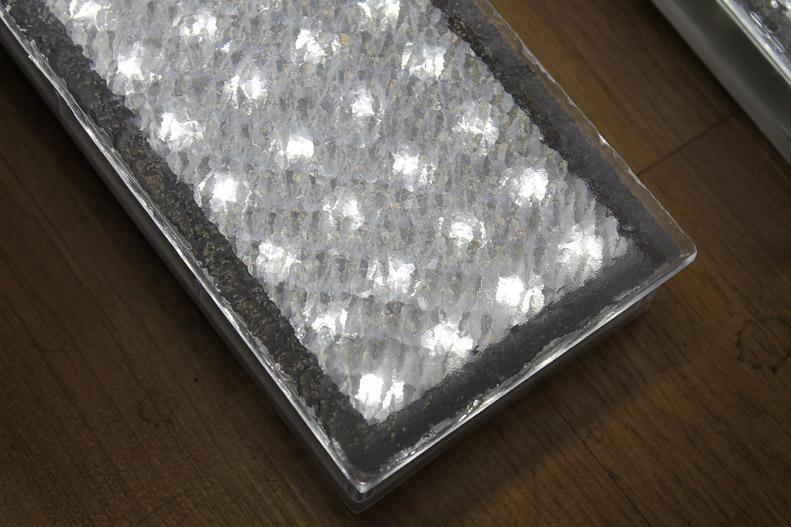 set led pflasterstein ziegelstein leuchte wegbeleuchtung einbau inkl trafo ebay. Black Bedroom Furniture Sets. Home Design Ideas