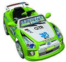 crooza 12V Elektro Kinderauto Kinderfahrzeug Kinder Elektroauto mp3 GTR Rally Jeep