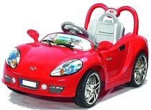 crooza 12V Elektro Kinderauto Kinderfahrzeug Kinder Elektroauto mp3 Roadster cabriolet GTR Rally Jeep