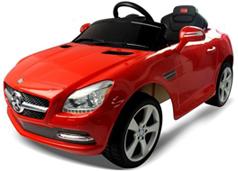 crooza 12V Elektro Kinderauto Kinderfahrzeug Kinder Elektroauto mp3 Roadster cabriolet Mercedes Benz SLK