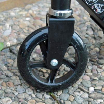 alu bigwheel roller scooter cityroller abec 7 pr zisions. Black Bedroom Furniture Sets. Home Design Ideas